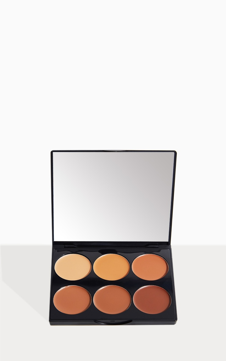 Sleek MakeUP Dark Cream Contour Kit