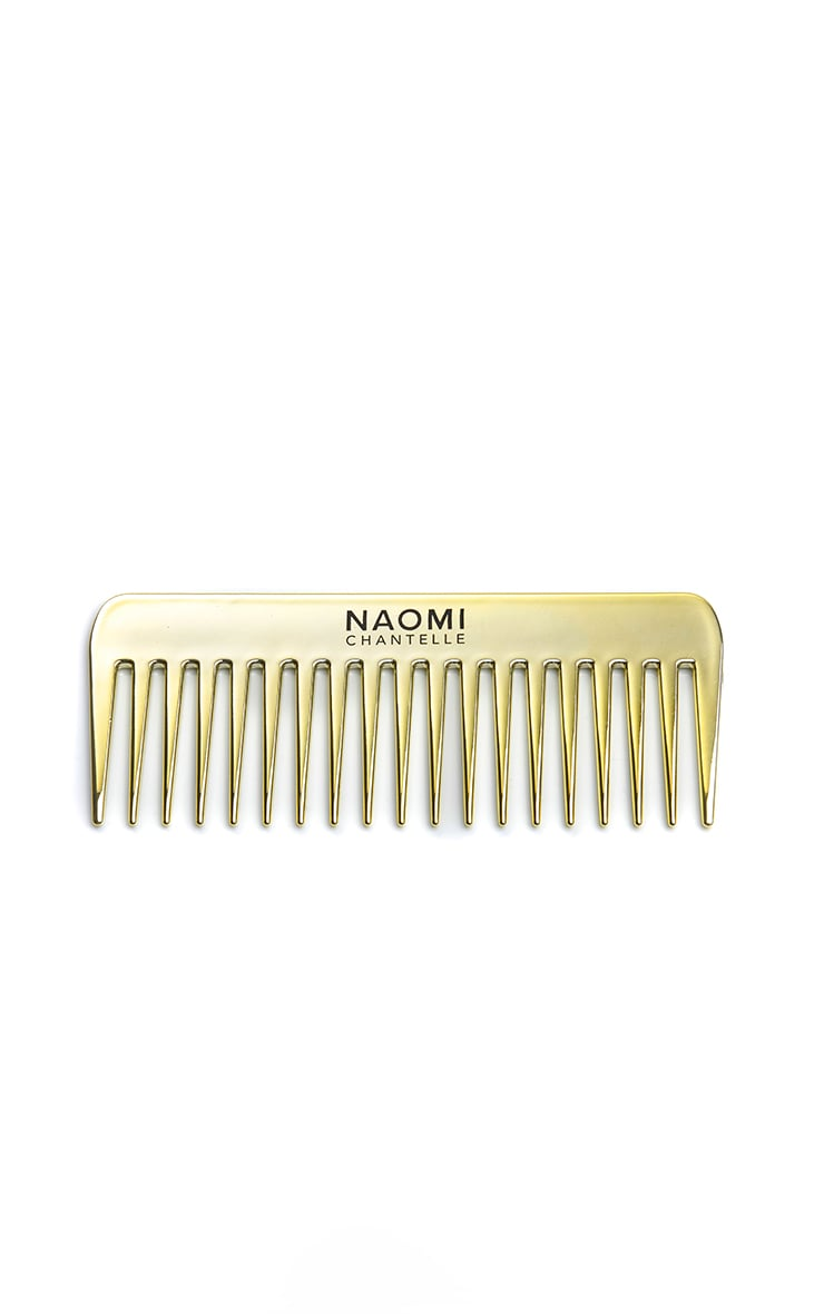 Naomi Chantelle Gold Plated Comb 2