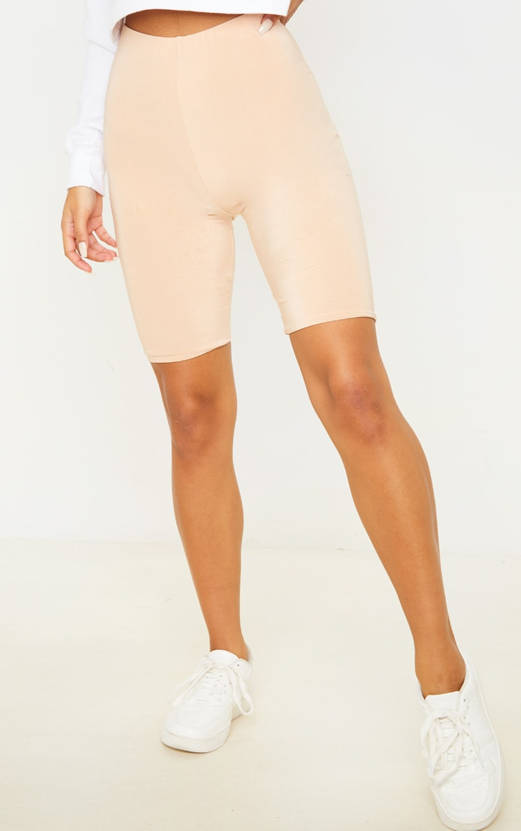 Fawn Slinky Longline Cycle Short 2