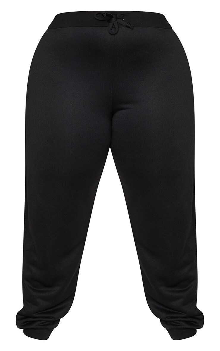 Plus Black Sweat Ultimate Joggers 5