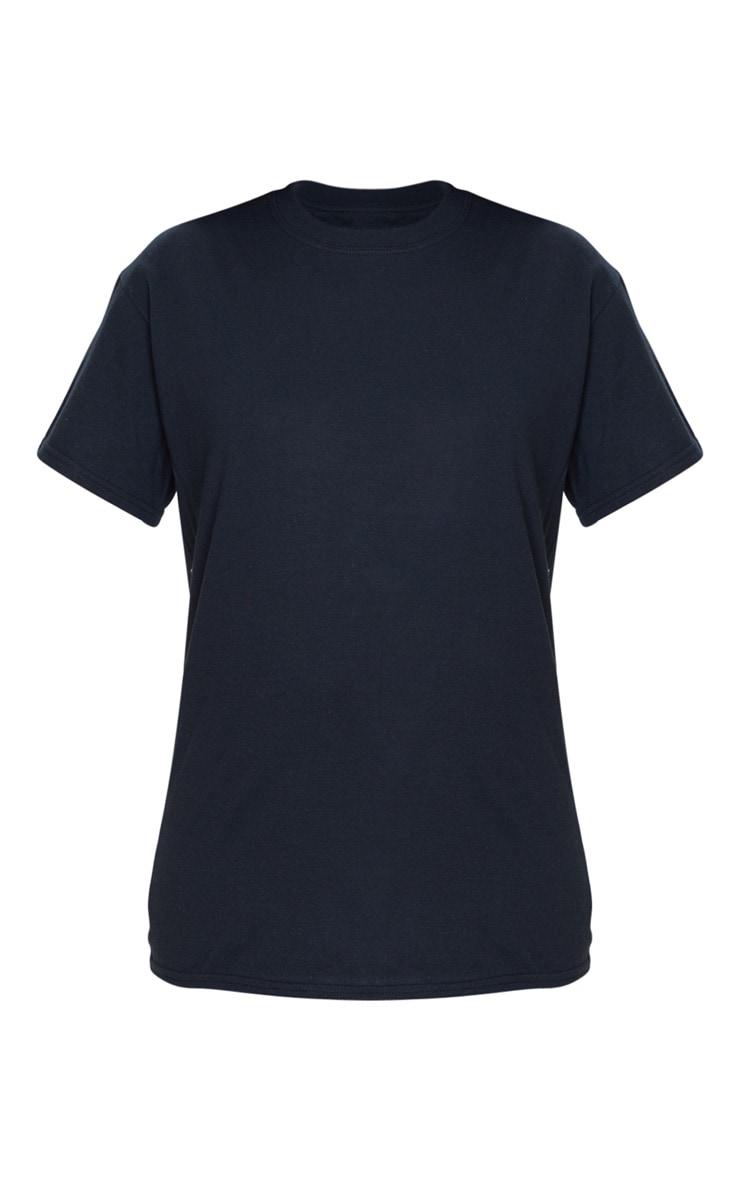 Lot de 2 tee-shirts oversize noirs classiques 3