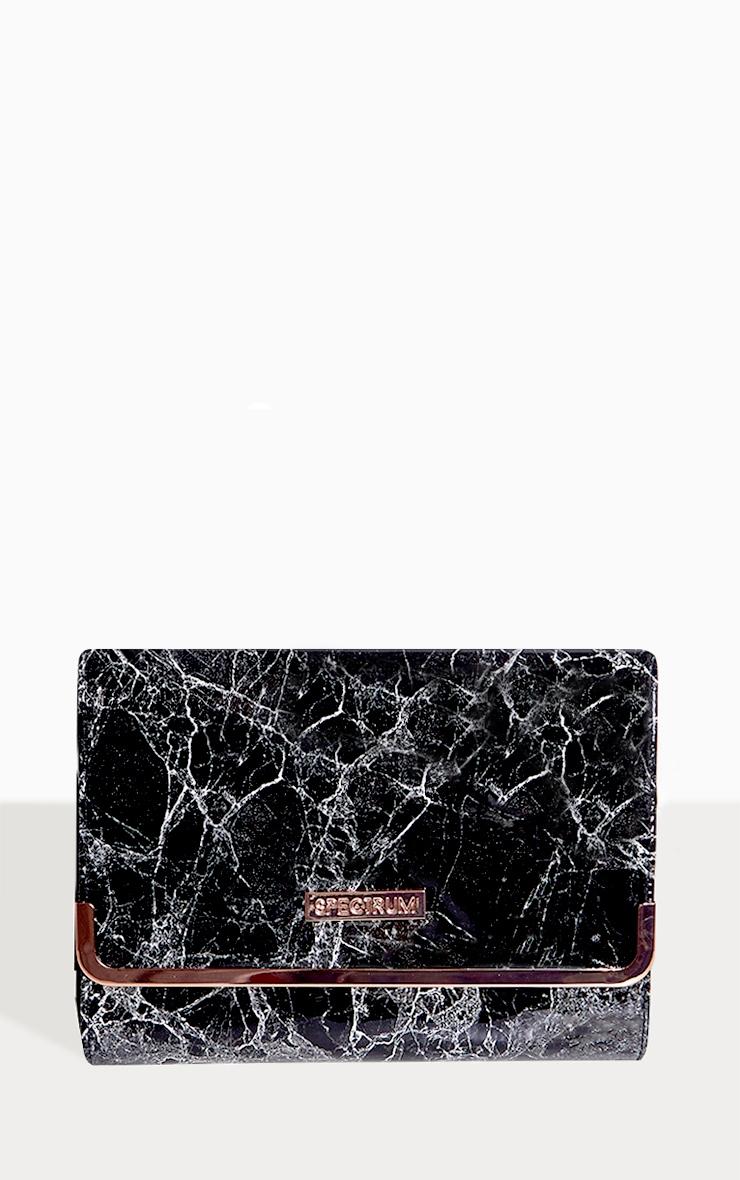 Spectrum - Trousse noire effet marbre