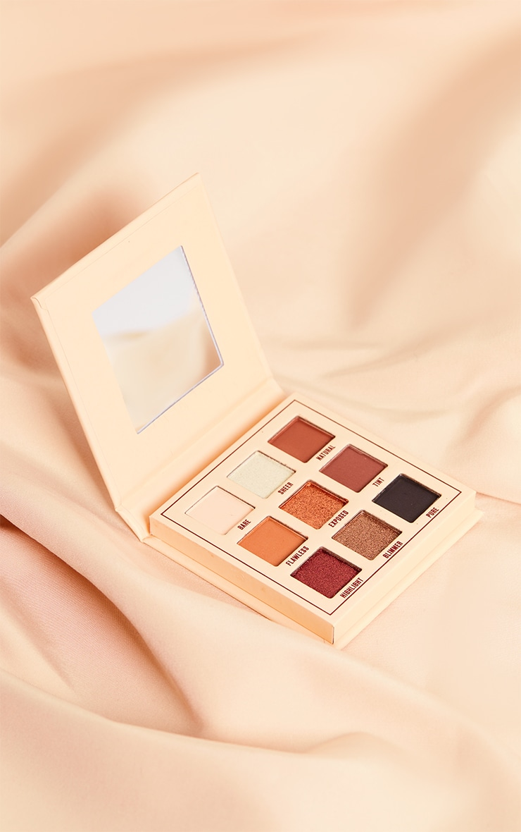 Makeup Obsession Bare With Shadow Palette 1