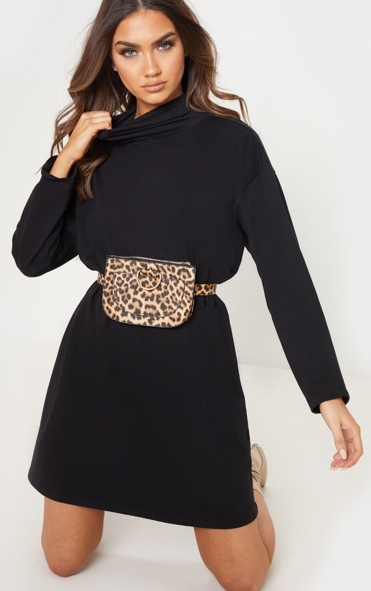 Leopard Belt Bag  1