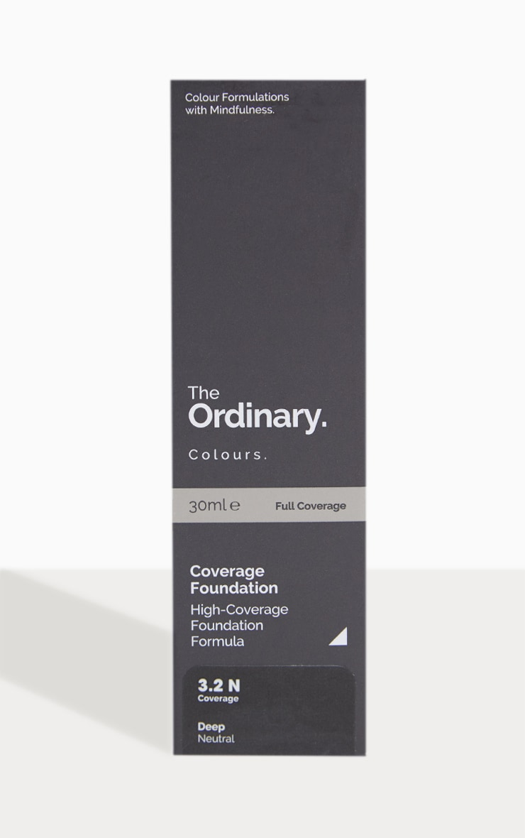 The Ordinary Coverage Foundation 3.2N Deep 2