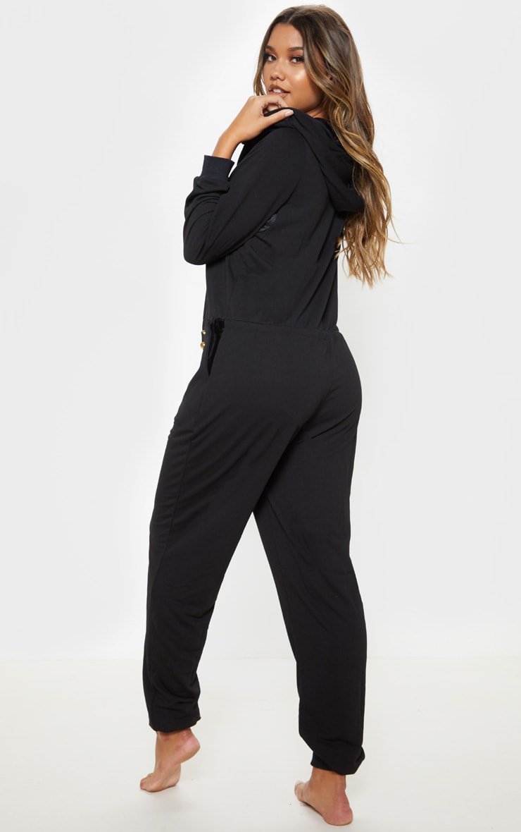 Bronzie Chelsea After Tan Jumpsuit Black 2