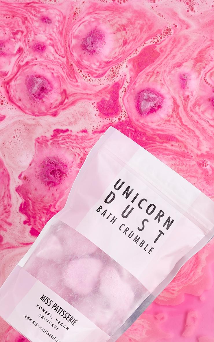 Miss Patisserie Unicorn Dust Bath Crumble 1