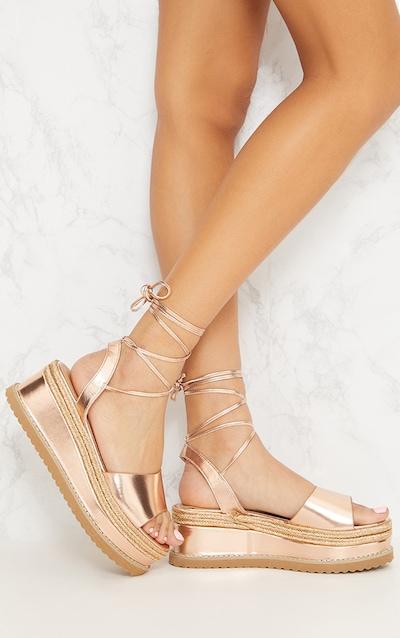 21dfdf102048d Espadrilles | Sandals | PrettyLittleThing