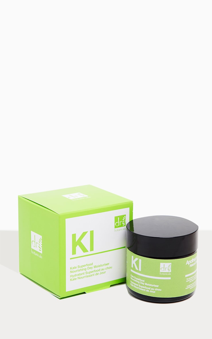 Dr Botanicals Kale Superfood Nourishing Day Moisturiser 3