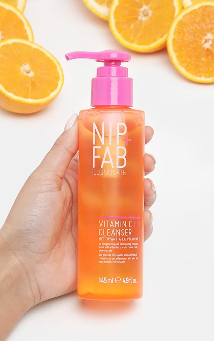 Nip + Fab Vitamin C Fix Cleanser 1