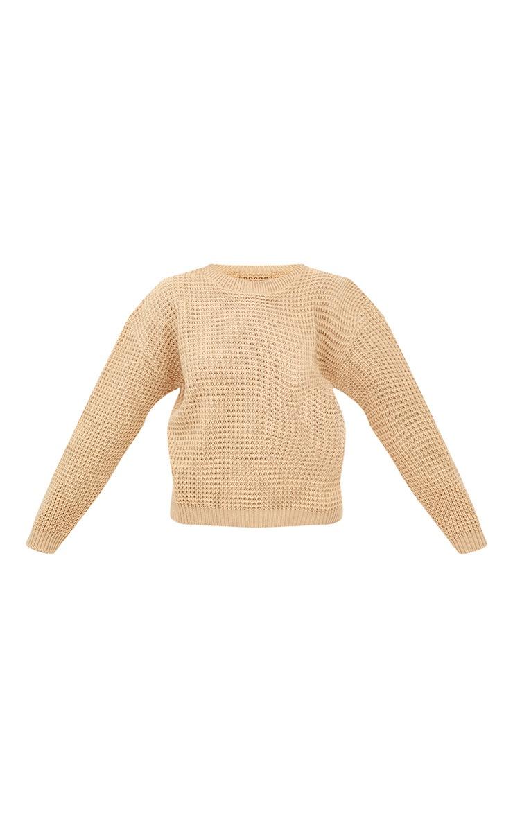 Stone Basic Knitted Jumper 3