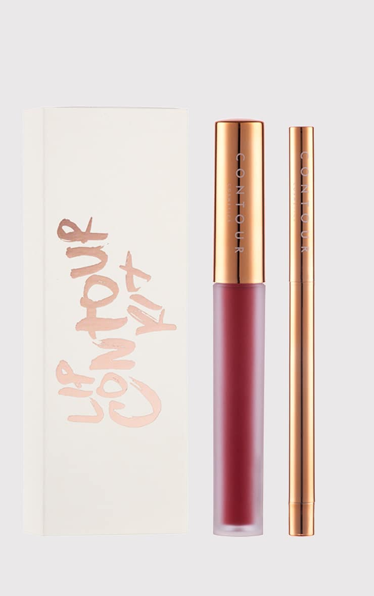 Contour Cosmetics Vegas Lip Kit 1