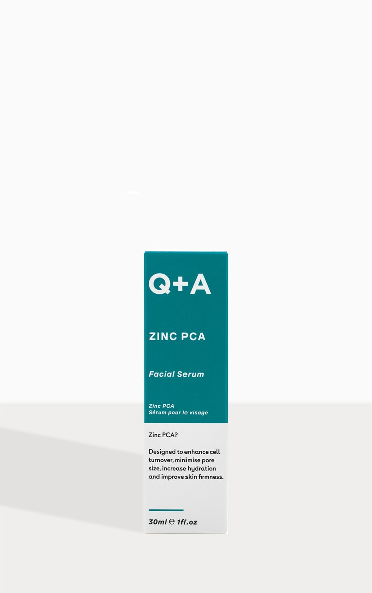 Q+A Zinc PCA Facial Serum 30ml 2