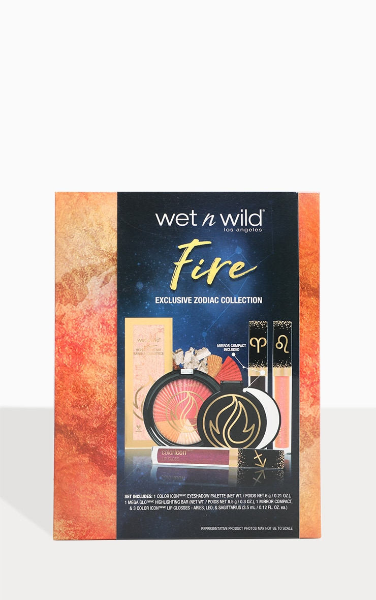 Wet N Wild Zodiac Set Fire Element 1