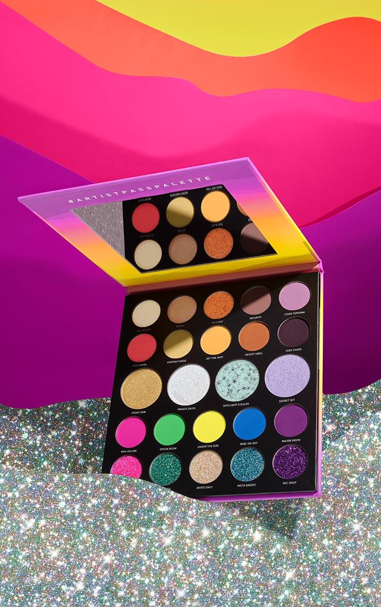 Morphe x Saweetie 24A Artist Pass Artistry Eyeshadow Palette