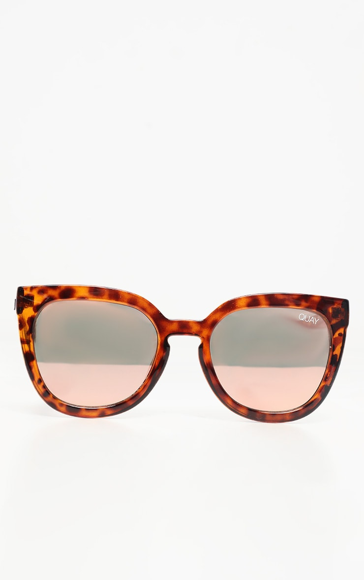 QUAY AUSTRALIA Tortoiseshell Noosa Sunglasses 2