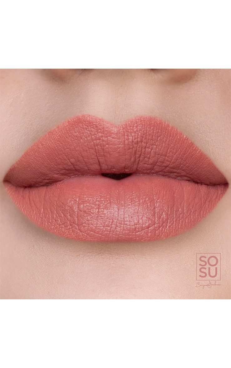 SOSU Birthday Suit Lipstick Matte 4