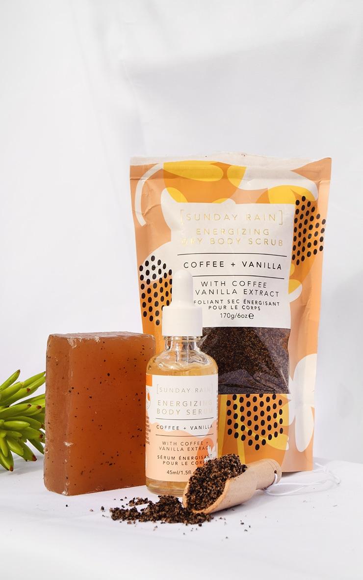 Sunday Rain Energising Body Serum Coffee & Vanilla 2