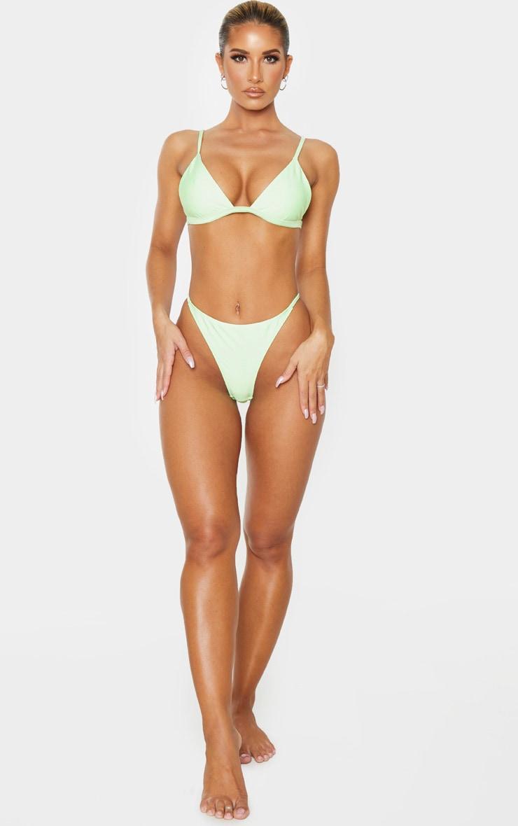 Mint Mix & Match Itsy Bitsy Bikini Top 4