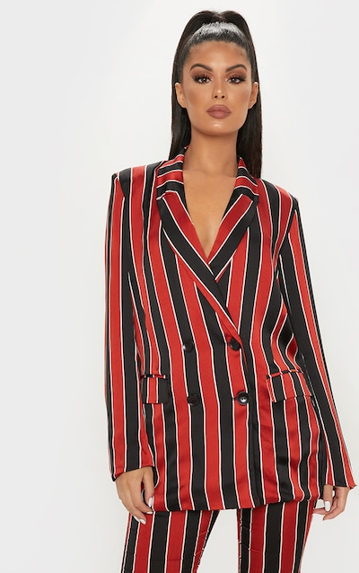 fec572a58d Red Stripe Blazer