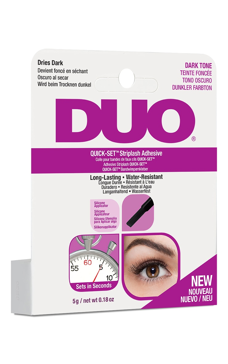 Duo Quick-Set Eyelash Glue Dark 2