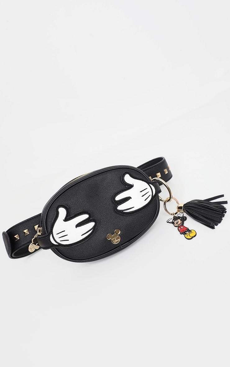 Spectrum X Mickey Mouse Bum Bag With Mini Brush S/M 2