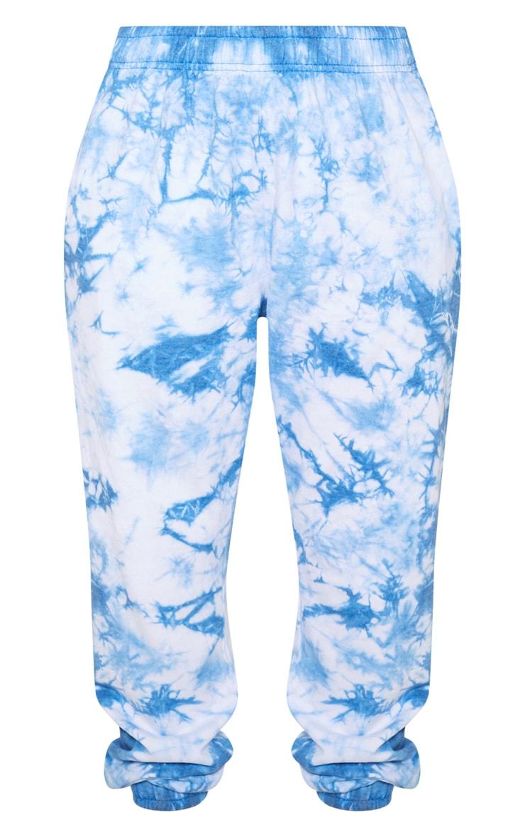 Blue Tie Dye Jogger 3
