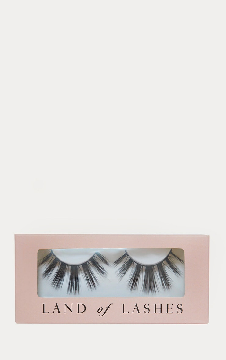 Land of Lashes cils Bohemian