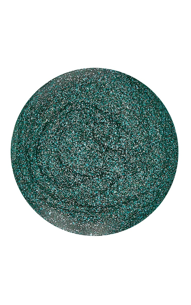 Barry M Crystal Rock Nail Paint Emerald Green 3