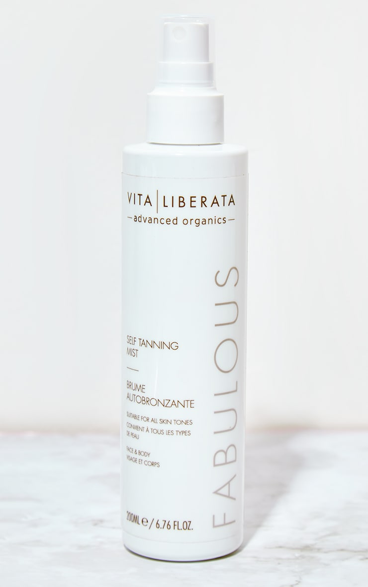 Vita Liberata Fabulous Tanning Mist 200ml 1