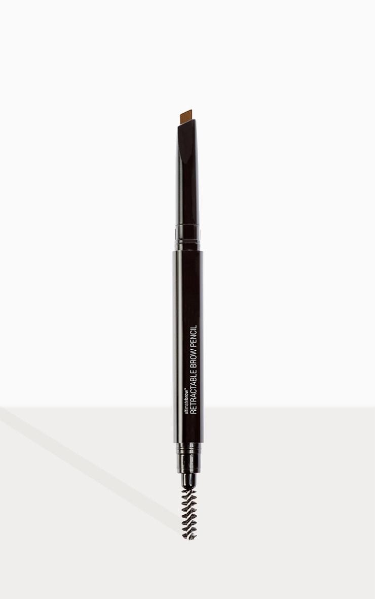 wet n wild Ultimate Brow Retractable Pencil Medium Brown  1
