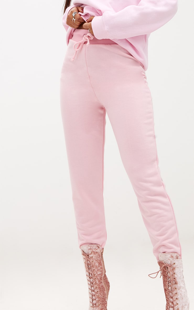 Light Pink Ultimate Sweat Joggers 5