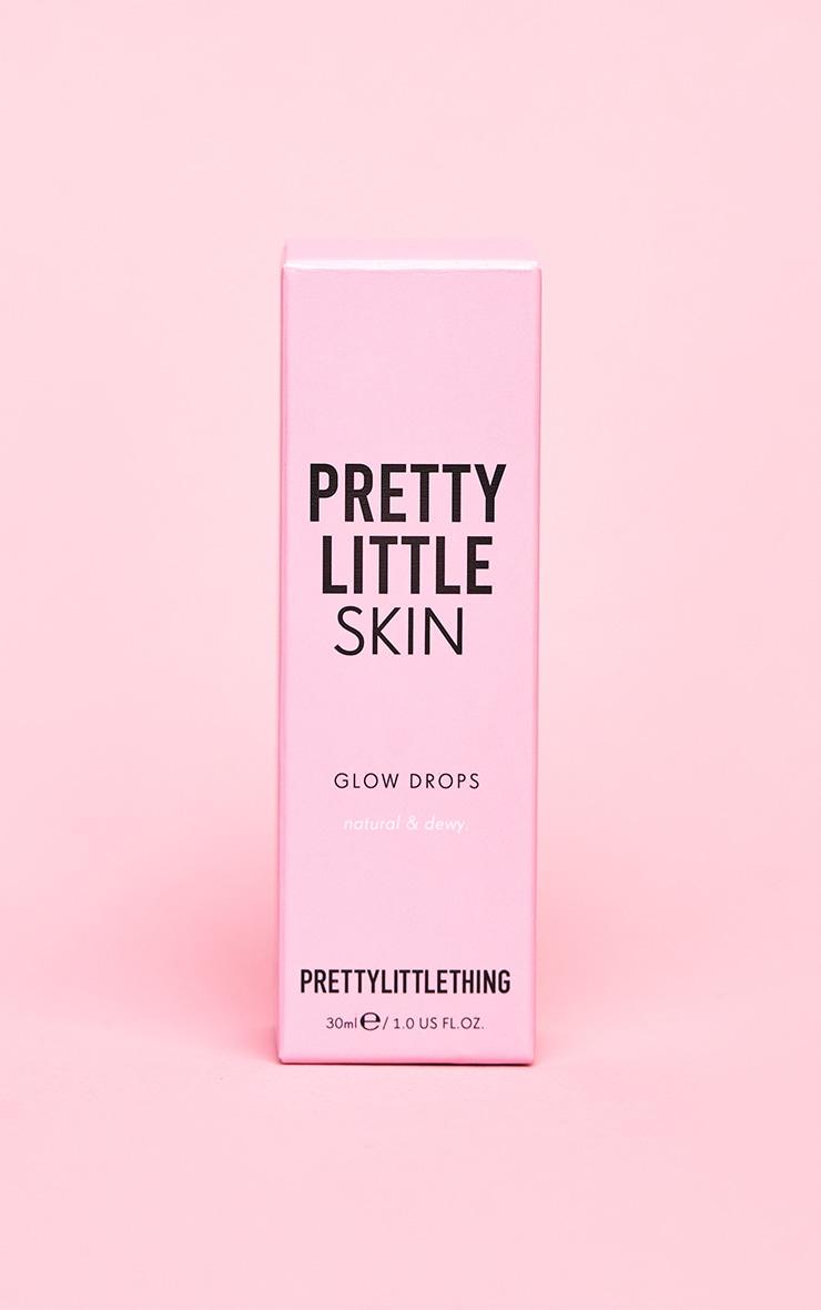 Pretty Little Skin Universal Glow Drops 30ml 3