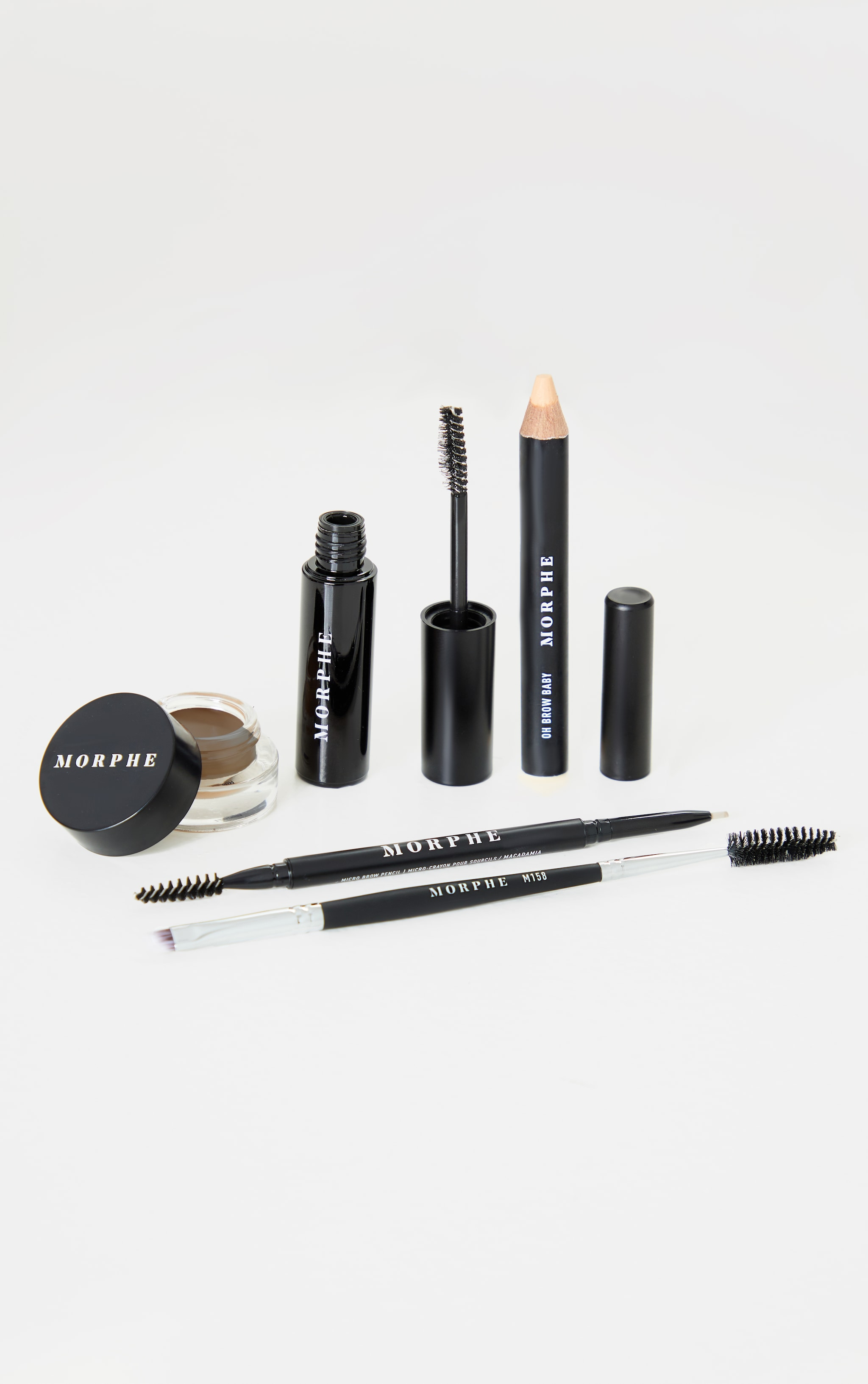 Morphe Arch Obsessions Brow Kit Cold Brew 1
