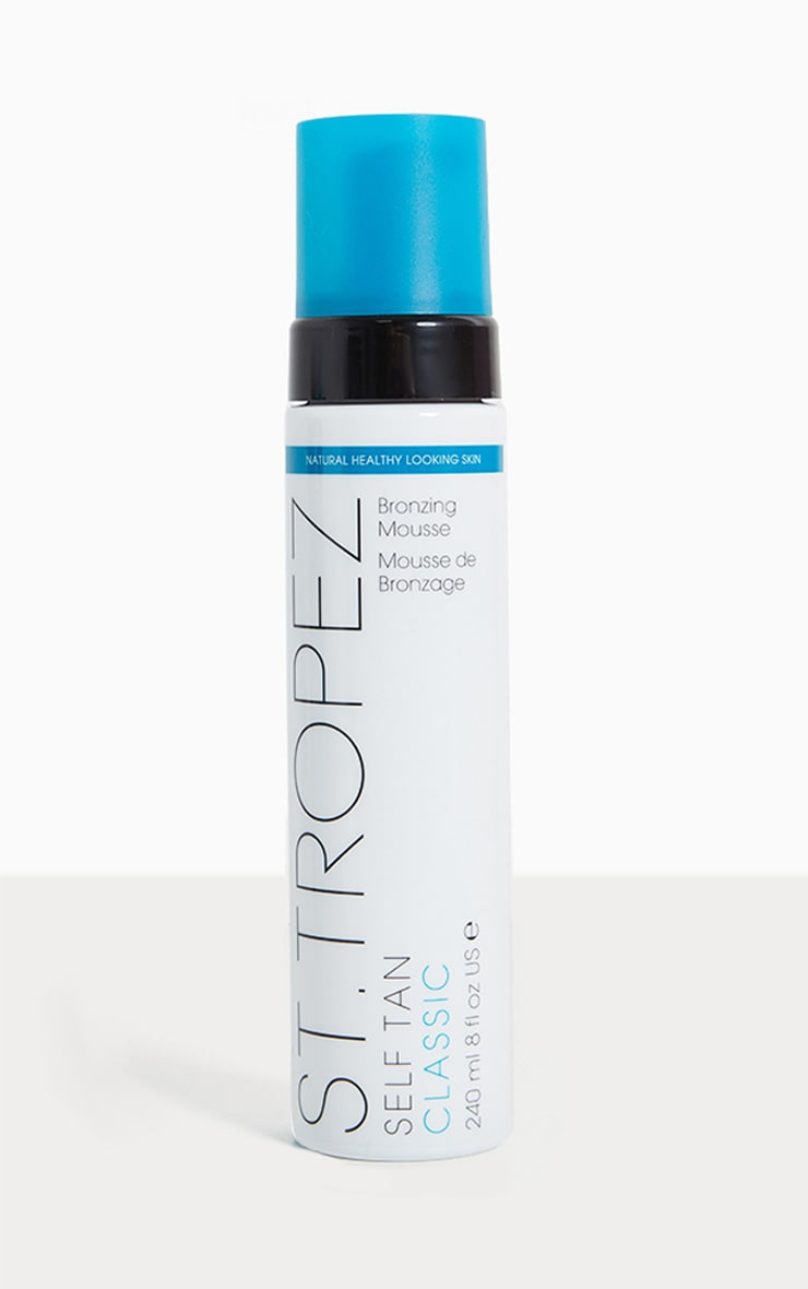 St. Tropez Self Tan Classic Mousse 240ml 1