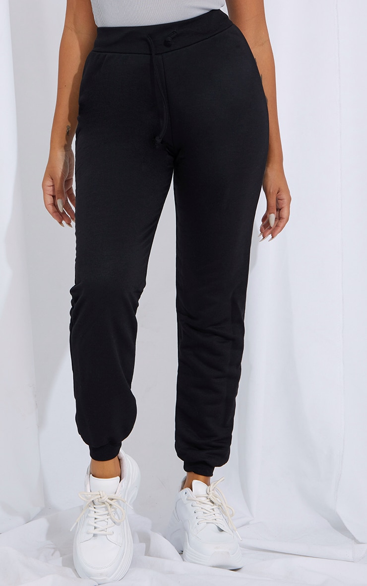 Petite Black Ultimate Sweat Joggers 3