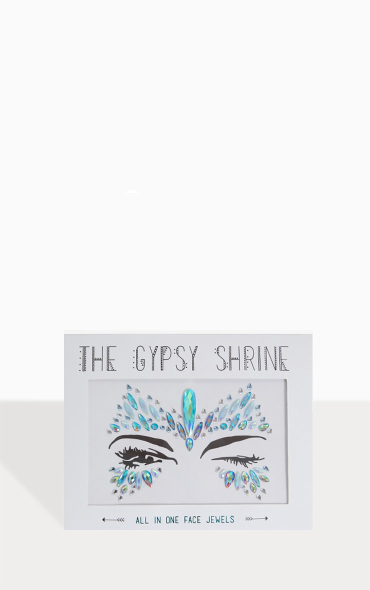 The Gypsy Shrine Snow Queen Face Jewels 1