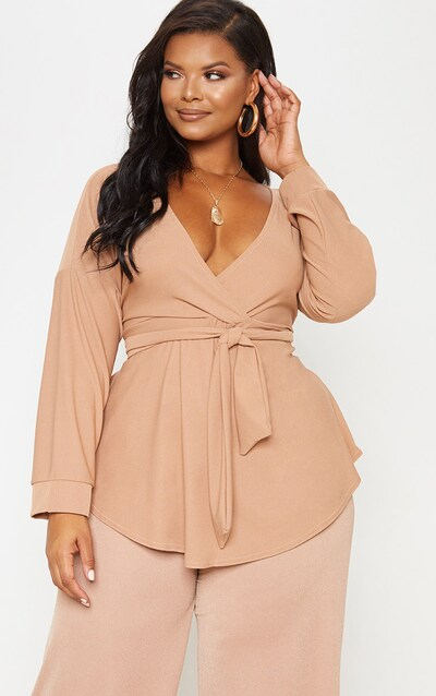 2658a904d07b18 Plus Size Tops | Dressy Plus Size Blouses & Shirts ...