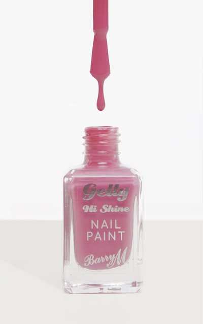 Barry M Gelly Nail Paint Acai Smoothie