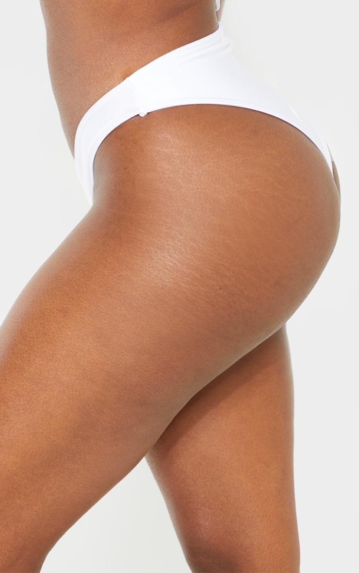 Petite - Bas de bikini blanc 2