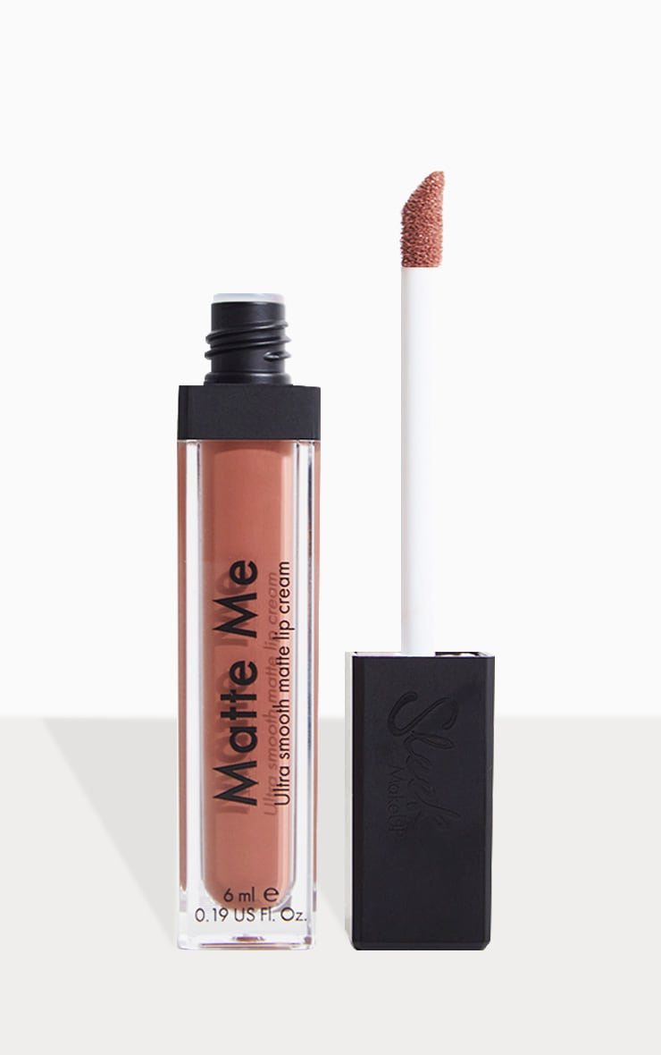 Sleek MakeUP Matte Me Lip Cream Cinnamon Spice 1