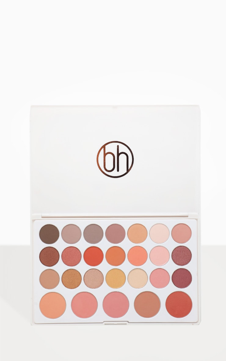 bh-cosmetics-nouveau-neutrals-26-colour-eyeshadow-and-blush-palette by prettylittlething