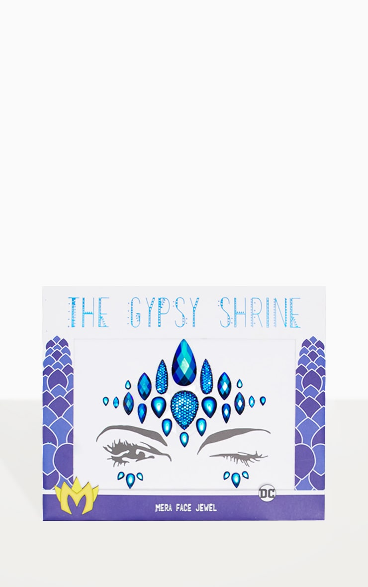 The Gypsy Shrine Mera Face Jewel