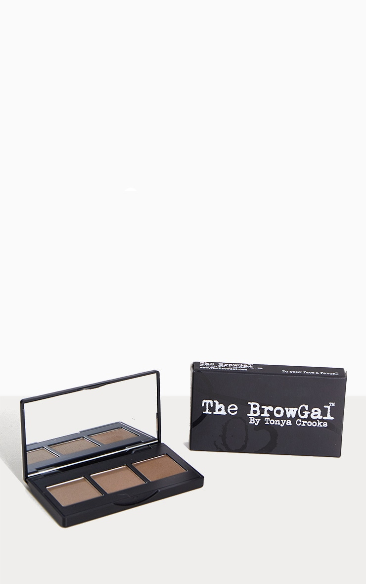 The BrowGal Convertible Brow Light Hair 03