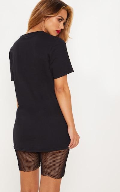 Petite Black BOOD UP T-Shirt