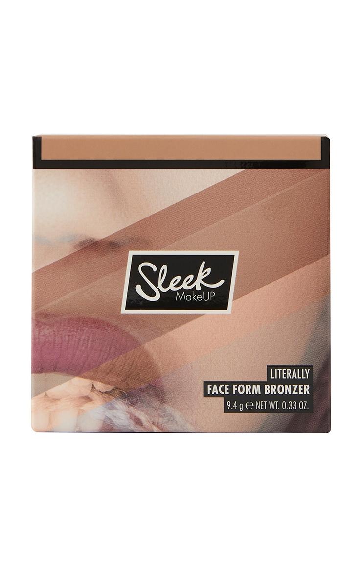 Sleek Make Up Face Form Bronzer Literally 2