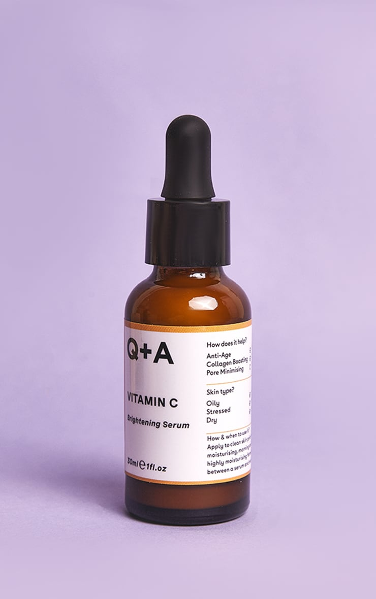 Q+A Vitamin C Brightening Serum 1