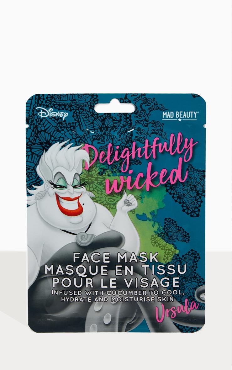 Disney Villains Sheet Face Mask Ursula 2