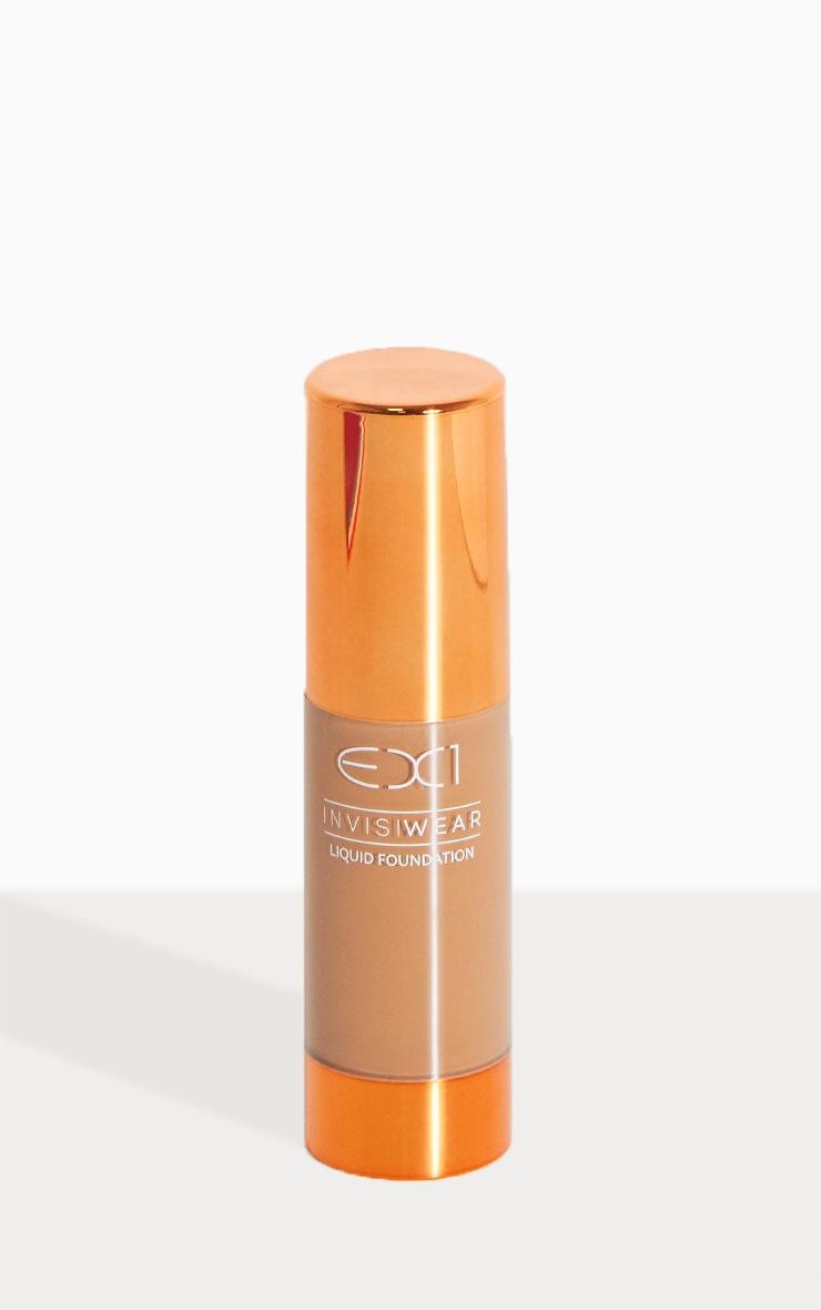 EX1 Cosmetics Invisiwear Liquid Foundation 14.0