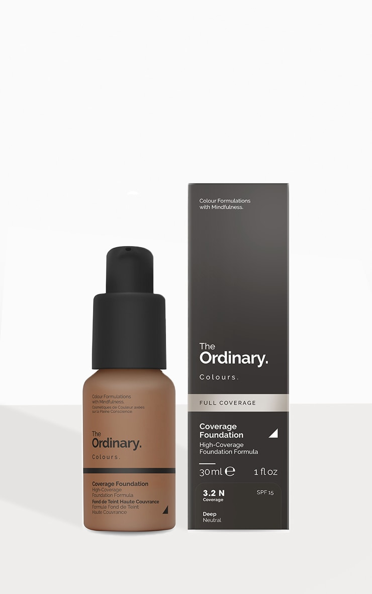 The Ordinary Coverage Foundation 3.2 N SPF 1